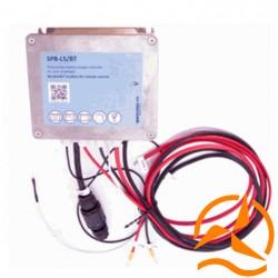 Régulateur de charge MPPT 15 Ampères pour lampadaire solaire IP66 avec option Bluetooth - Fabrication Européenne