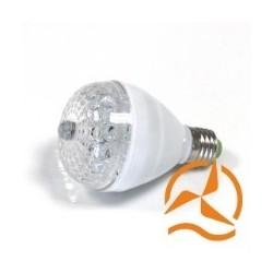 Ampoule spot à LEDs Révolutionnaire intégrant un détecteur de présence 12 Volts culot E27 éclairage blanc