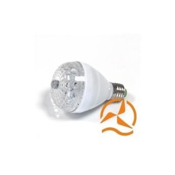 """Ampoule spot à LEDs """"Révolutionnaire"""" intégrant un détecteur de présence 12 Volts culot E27 éclairage blanc"""