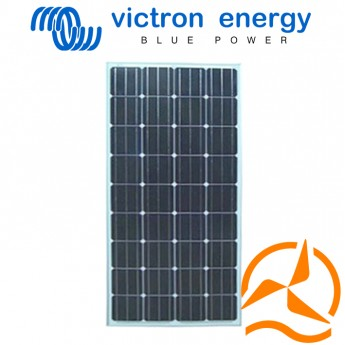 Panneau solaire monocristallin haut rendement 100 Watts 12 Volts Victron Energy