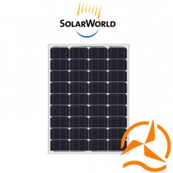 Panneau solaire monocristallin 80Wc 12V SolarWorld