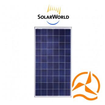 Panneau solaire polycristallin 250Wc 24V SolarWorld