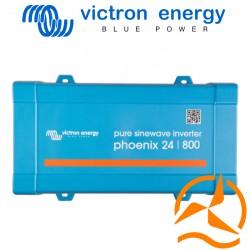 Convertisseur Pur Sinus 800VA 24 Volts Phoenix Schuko Victron Energy