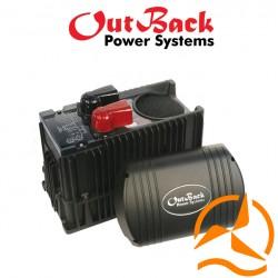 Convertisseur chargeur 2000VA 12V 30-100A étanche Outback Power