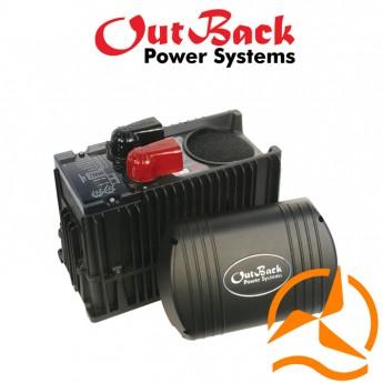 Convertisseur chargeur 3000VA 24V 30-85A ventilé Outback Power