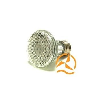 Ampoule spot PAR20 36 LEDs 220 Volts culot E27 éclairage blanc