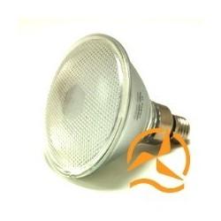 Ampoule spot PAR38 120 LEDs 220 Volts culot E27 éclairage blanc
