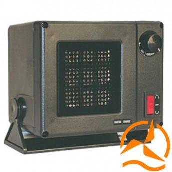 Radiateur électrique soufflant 12 Volts 300 Watts