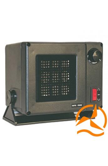 radiateur lectrique soufflant 12 volts 300 watts. Black Bedroom Furniture Sets. Home Design Ideas