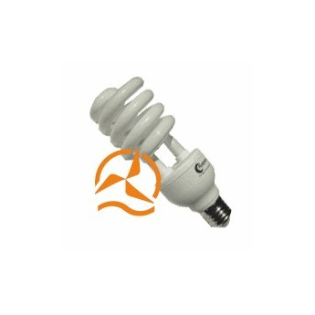 Ampoule fluocompacte 12 Volts 25 Watts culot E27