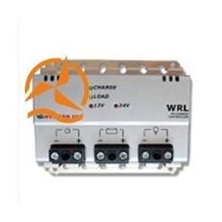 Régulateur de charge 15 Ampères 12-24 Volts indicateur LED (Fabrication Européenne)