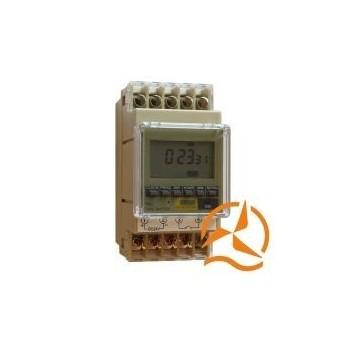 Programmateur Timer 24 Volts 20 Ampères