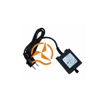 Transfo alimentation étanche spot 220 Volts vers 12 Volts AC 72 Watts