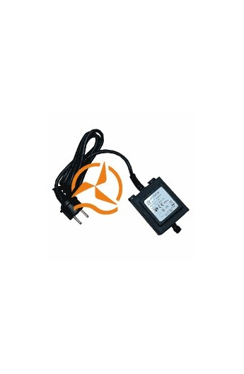 transfo alimentation tanche spot 220 volts vers 12 volts ac 72 watts. Black Bedroom Furniture Sets. Home Design Ideas