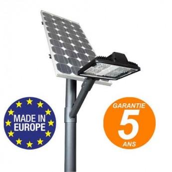 Lampadaire solaire 4,5m éclairage routier lanterne fabrication Européenne