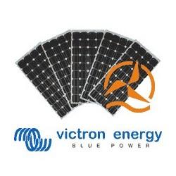 Lot de 5 panneaux solaires monocristallins 100Wc 12V Victron Energy