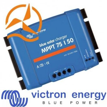 Régulateur de charge MPPT 50A 12-24V Victron Energy