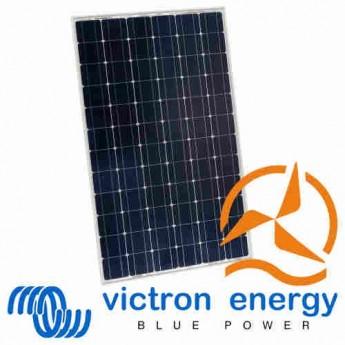 Panneau solaire monocristallin haut rendement 130 Watts 12 Volts Victron Energy