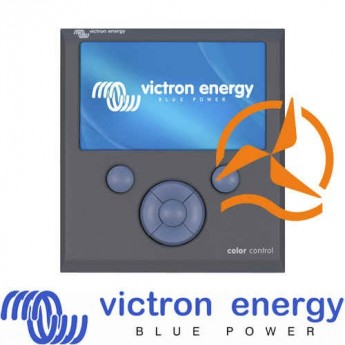 Affichage système Blue Power Control GX Victron Energy