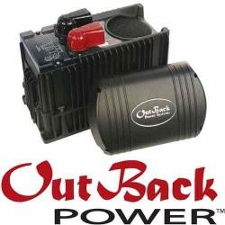 Convertisseur chargeur 3000VA 48V 30-45A ventilé Outback Power