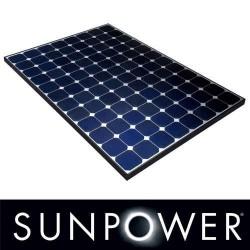 Panneau solaire Série E20 327Wc ultra haut rendement SunPower - Total