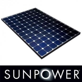 Panneau solaire Série X21 ultra haut rendement SunPower - Total