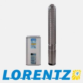Pompe submersible solaire LORENTZ PS1800HR