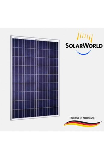 panneau solaire polycristallin 250w 24v solarworld. Black Bedroom Furniture Sets. Home Design Ideas
