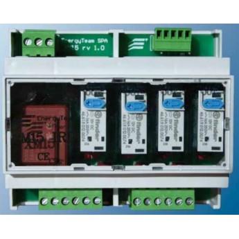 XM15 – Relais charges d'interface du module