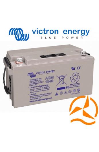 batterie agm 12v 90ah victron energy. Black Bedroom Furniture Sets. Home Design Ideas