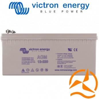 Batterie AGM à décharge profonde 12V 220Ah Victron Energy