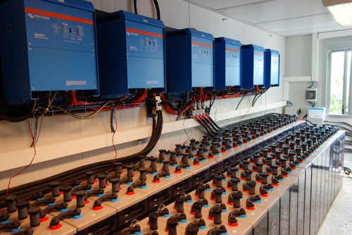 Maintenance installations solaires Energiedouce