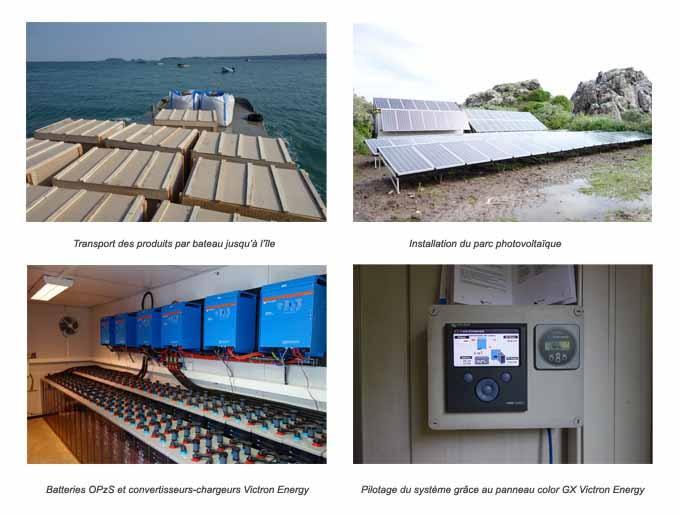 Installation panneaux solaires Bretagne - Energiedouce