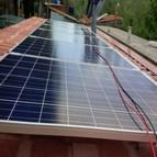 Installation solaire photovoltaïque site isolé Valras 1