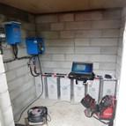 Installation solaire photovoltaïque site isolé Valras 3