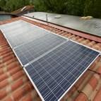Installation solaire photovoltaïque site isolé Valras 4
