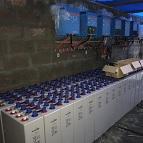 Installation solaire Musée du Kiébé-Kiébé -2017-2