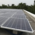 Installation solaire Musée du Kiébé-Kiébé -2017-3