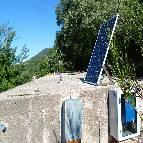 Site isolé France - Armoire électrique