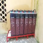 Installation autonome Triphasée à Conakry