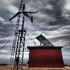 Energiedouce installation hybride solaire et eolien maroc rabat 1