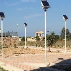 Energiedouce lampadaires solaires globe bari 2