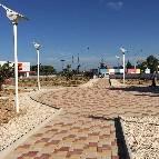Energiedouce lampadaires solaires globe bari 4