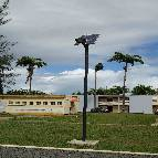 lampadaire solaire guadeloupe base militaire