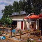 Energiedouce - Maison autonome 1