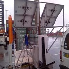 Energiedouce - Borne portuaire autonome 2