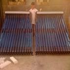 Energiedouce - Capteurs à tubes sous vide Burkina Faso 1
