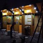 Energiedouce - Kiosques lumineux MTN Coupe du Monde 2010 Côte d'Ivoire 1