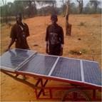 Energiedouce - Pompage photovoltaïque Niger