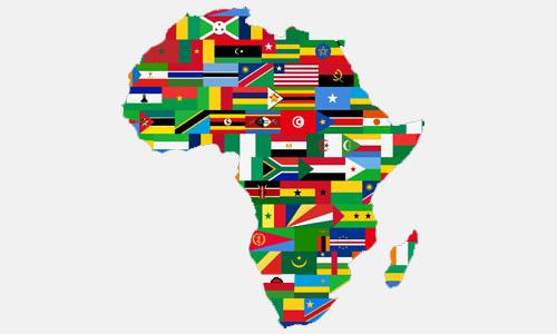 Carte pays Afrique Energiedouce